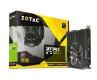Karta graficzna NVIDIA Zotac GeForce GTX 1050 Ti MINI 4GB GDDR5