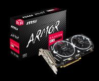 MSI Radeon RX 570 ARMOR OC 4GB GDDR5  - 361517 - zdjęcie 1