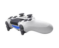 Sony PlayStation 4 DualShock 4 White V2 - 361976 - zdjęcie 2