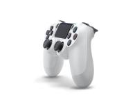 Sony Kontroler Playstation 4 DualShock 4 biały V2 - 361976 - zdjęcie 3