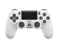 Sony Kontroler Playstation 4 DualShock 4 biały V2 - 361976 - zdjęcie 1