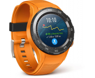 Huawei Watch 2 Sport LTE pomarańczowy  - 362663 - zdjęcie 1
