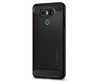 Spigen Rugged Armor do LG G6 Black - 362731 - zdjęcie 2