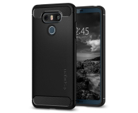 Spigen Rugged Armor do LG G6 Black - 362731 - zdjęcie 1