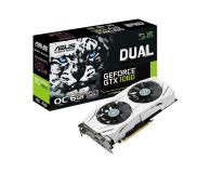 Karta graficzna NVIDIA ASUS GeForce GTX 1060 Dual 6GB GDDR5