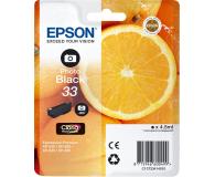 Epson T3341 czarny foto 200 str.  - 342387 - zdjęcie 1