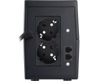 Power Walker VI 650 SE (650VA/360W, 2xSchuko, AVR, USB, LCD) - 359594 - zdjęcie 4