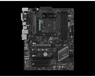 MSI B350 PC MATE (2xPCI-E DDR4 USB3.1/M.2) - 359657 - zdjęcie 3