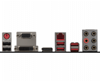 MSI Z270 GAMING PLUS (2xPCI-E DDR4 USB3.1/M.2) - 359655 - zdjęcie 5