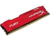 HyperX 8GB 2666MHz HyperX FURY Red CL16 - 360131 - zdjęcie 2