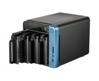 QNAP TS-453B-8G (4xHDD, 4x1.5-2.3GHz, 8GB, 5xUSB,2xLAN) - 359970 - zdjęcie 4