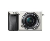 Sony ILCE A6000 + 16-50mm srebrny - 189760 - zdjęcie 3