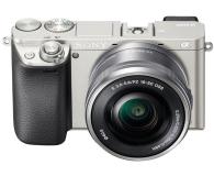 Sony ILCE A6000 + 16-50mm srebrny - 189760 - zdjęcie 2