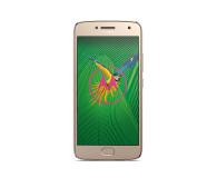 Motorola Moto G5 Plus 3/32GB Dual SIM złoty  - 363436 - zdjęcie 2