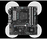 MSI B350M BAZOOKA (PCI-E DDR4 USB3.1/M.2) - 363614 - zdjęcie 4