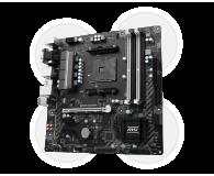 MSI B350M BAZOOKA (PCI-E DDR4 USB3.1/M.2) - 363614 - zdjęcie 2