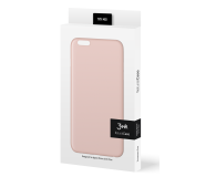 3mk Natural Case do iPhone 6s Plus Pink (5901571126753)