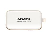 ADATA 32GB i-Memory UE710 white (USB 3.0) (AUE710-32G-CWH)
