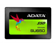 ADATA 960GB 2,5'' SATA SSD Ultimate SU650  (ASU650SS-960GT-C / ASU650SS-960GT-R )