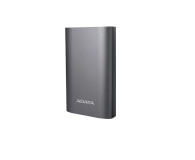 ADATA Power Bank 10050 mAh tytanowy z quickcharge (AA10050Q-USBC-5V-CTI)
