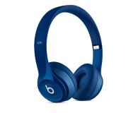 Apple Beats Solo2 On-Ear bezprzewodowe niebieskie (MHNM2ZM/A)