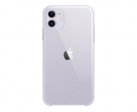 Apple Clear Case do iPhone 11 (MWVG2ZM/A)
