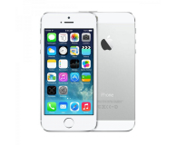 Apple iPhone 5S 16GB Silver (ME433LP/A)