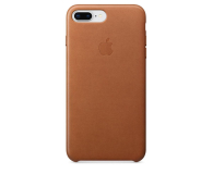 Apple Leather Case do iPhone 7/8 Plus Saddle Brown (MQHK2ZM/A)