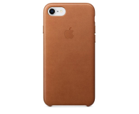Apple Leather Case do iPhone 7/8 Saddle Brown  (MQH72ZM/A)