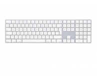 Apple Magic Keyboard z Polem Numerycznym White (MQ052Z/A)