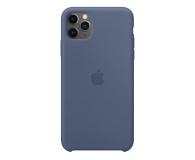 Apple Silicone Case do iPhone 11 Pro Max Alaskan Blue (MX032ZM/A)