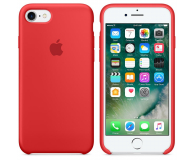 Apple Silicone Case do iPhone 7 Red (MMWN2ZM/A)