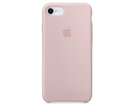 Apple Silicone Case do iPhone 7/8 Pink Sand (MQGQ2ZM/A)