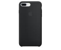 Apple Silicone Case do iPhone 7/8 Plus Black (MQGW2ZM/A)