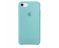 Apple Silicone Case do iPhone 7/8 Sea Blue (MMX02ZM/A)