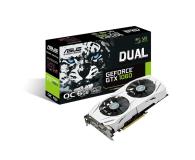 ASUS GeForce GTX 1060 Dual OC 6GB GDDR5  (DUAL-GTX1060-O6G)