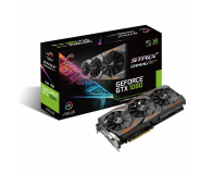 ASUS GeForce GTX 1080 Strix Advanced 8GB GDDR5X  (STRIX-GTX1080-A8G-GAMING)