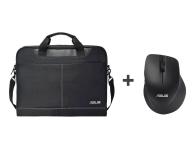 """ASUS Nereus Carry Bag 16"""" + WT465 czarna (90-XB4000BA00010 + 90XB0090-BMU040)"""