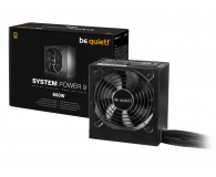 be quiet! System Power 9 600W 80 Plus Bronze (BN247)