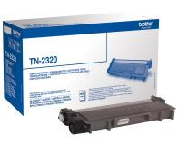 Brother TN2320 black 2600 str. (TN-2320) (HL-L2300D/L2340DW/DCP-L2500D/MFC-L2700DW)