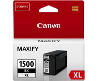 Canon PGI-1500XLBK black 1200 str. (MB2050/MB2350)