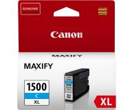 Canon PGI-1500XLC cyan 900 str. (MB2050/MB2350)