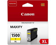 Canon PGI-1500XLY yellow 900 str. (MB2050/MB2350)