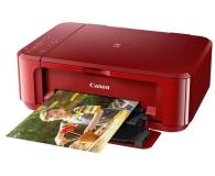 Canon Pixma MG3650 czerwona (WIFI, DUPLEX)  (0515C046AA)