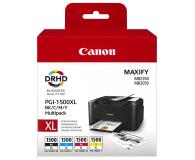Canon Zestaw 4 tuszów PGI-1500XL C/M/Y/BK (MB2050/MB2350)