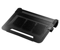 "Cooler Master Chłodząca NotePal U3 Plus (13 do 17"") czarna (R9-NBC-U3PK-GP)"
