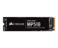 Corsair 960GB M.2 NVMe PCIe x4 SSD Force Series MP510  (CSSD-F960GBMP510)