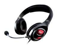 Creative HS-800 Fatality Gaming czarne z mikrofonem (51MZ0310AA001)