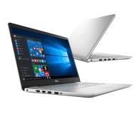 Dell Inspiron 5584 i3-8145U/8GB/256/Win10 FHD Srebrny  (Inspiron0762V-256SSD M.2 PCie)