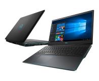 Dell Inspiron G3 i7-9750H/16GB/512+1TB/Win10 GTX1660Ti (Inspiron0817V-512SSD M.2 PCie )